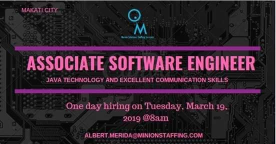 Associate Software Engineer