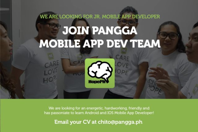 Junior Mobile App Developer (FRESH GRADUATE or with 1yr experience) | Mandaluyong