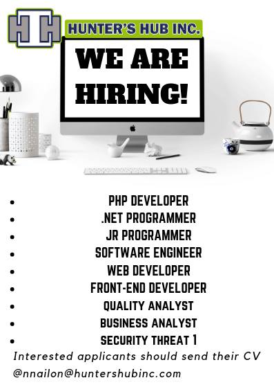 IT related jobs